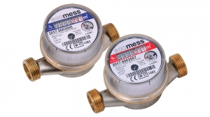 "Water meter ?"" (hot water) KELLER"