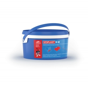 Water & Moisture Insulation Izoplast B-W, 19 kg